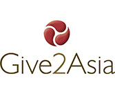 Give 2 Asia